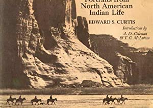 Portraits from North American Indian Life: Curtis, Edward S.