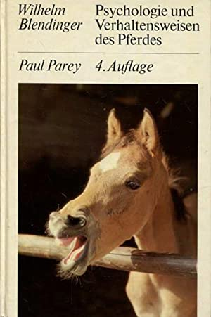 Stefan von Máday Olms Verlag NEU Psychologie des Pferdes und der Dressur
