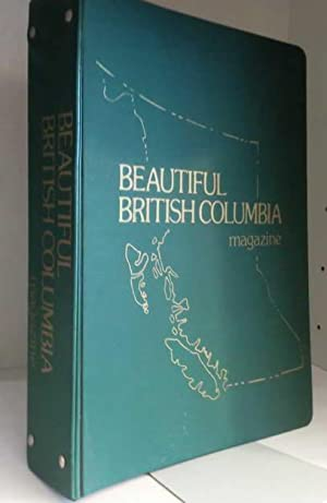 12 Heft: Beautiful British Columbia. Land of New Horizone Sommer 1978 / Fall 1978 / Spring 1979 /...