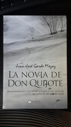 LA NOVIA DE DON QUIJOTE: Juan Jose Garde