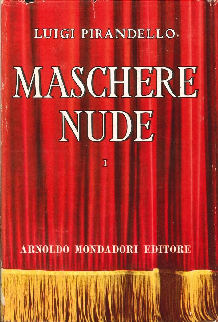 maschere nude di luigi pirandello - AbeBooks