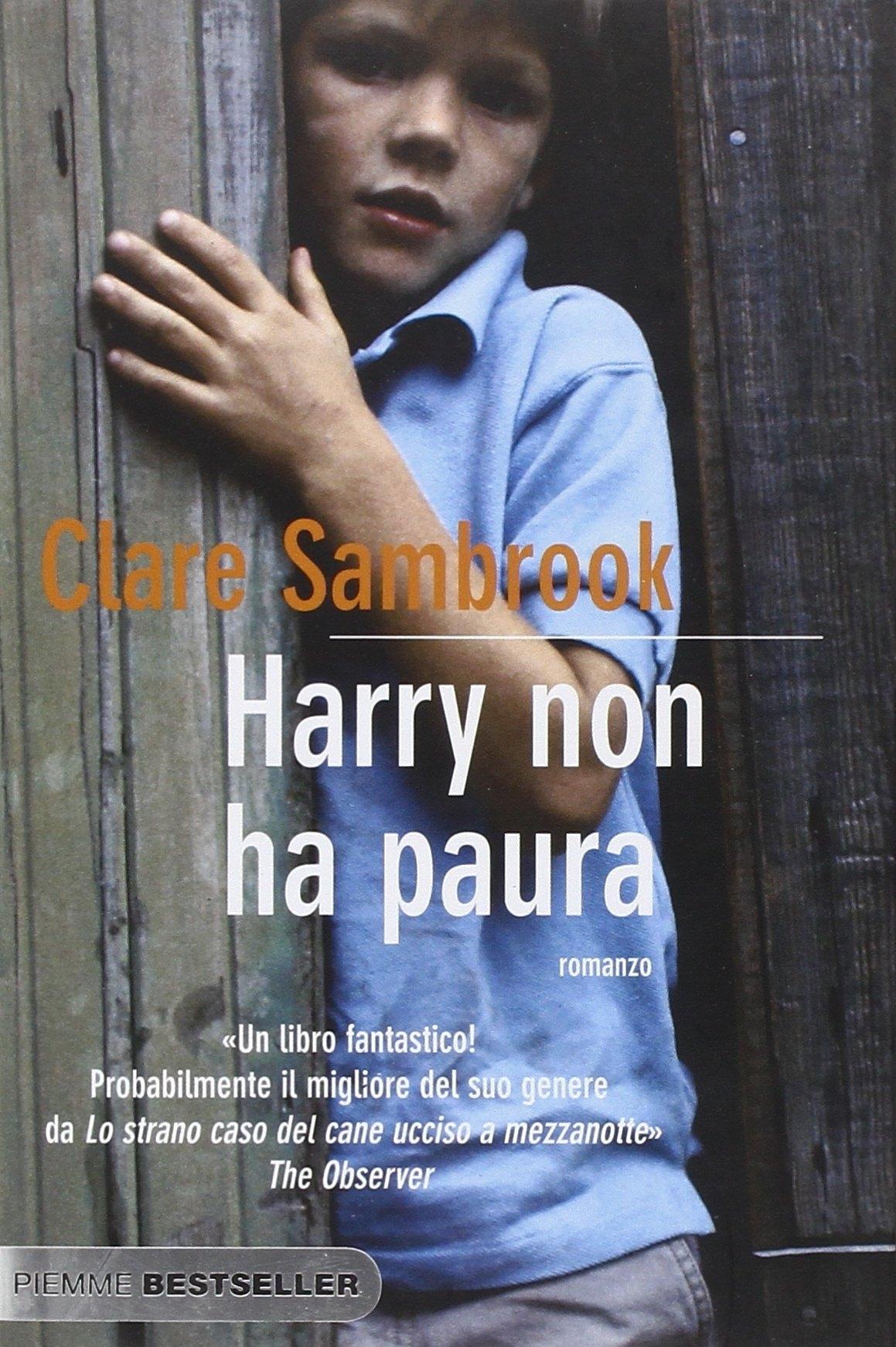 Harry non ha paura - Sambrook, Clare