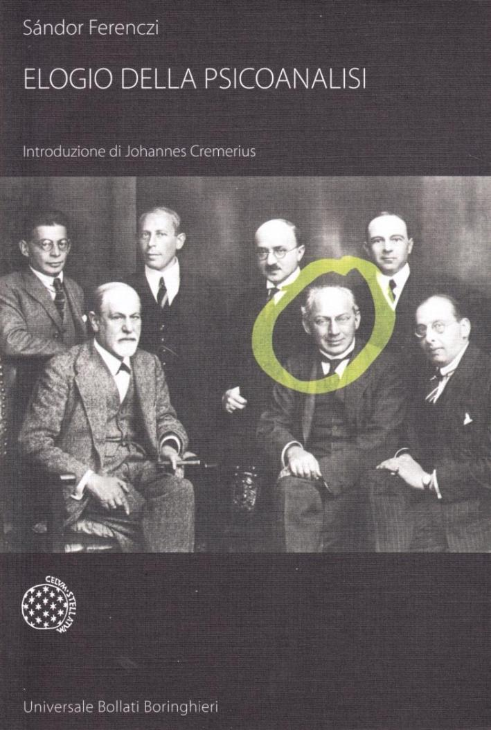 Elogio della psicoanalisi - Ferenczi, Sándor