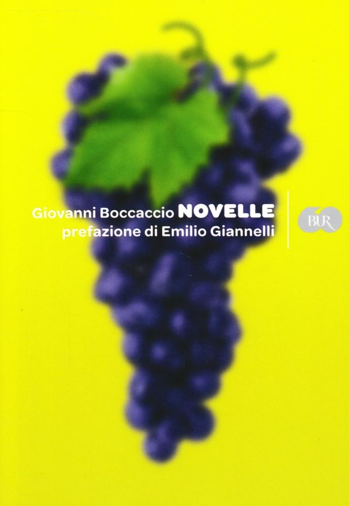 Novelle - Boccaccio, Giovanni