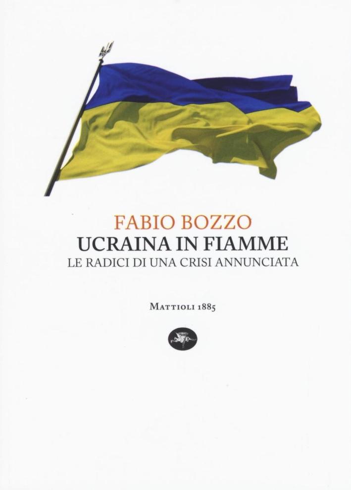 Ucraina in fiamme. Le radici di una crisi annunciata - Bozzo Fabio
