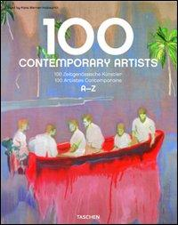 Ju-25 100 Contemporary Artists - Italien - Espagnol - Portugais