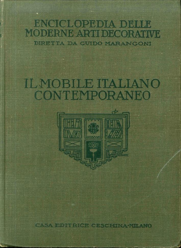Mobile italiano contemporaneo i enciclopedia delle for Mobile contemporaneo
