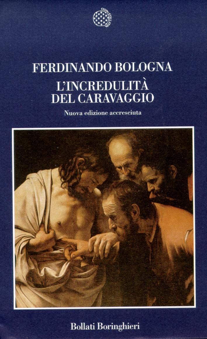 L'incredulità del Caravaggio e l'esperienza delle