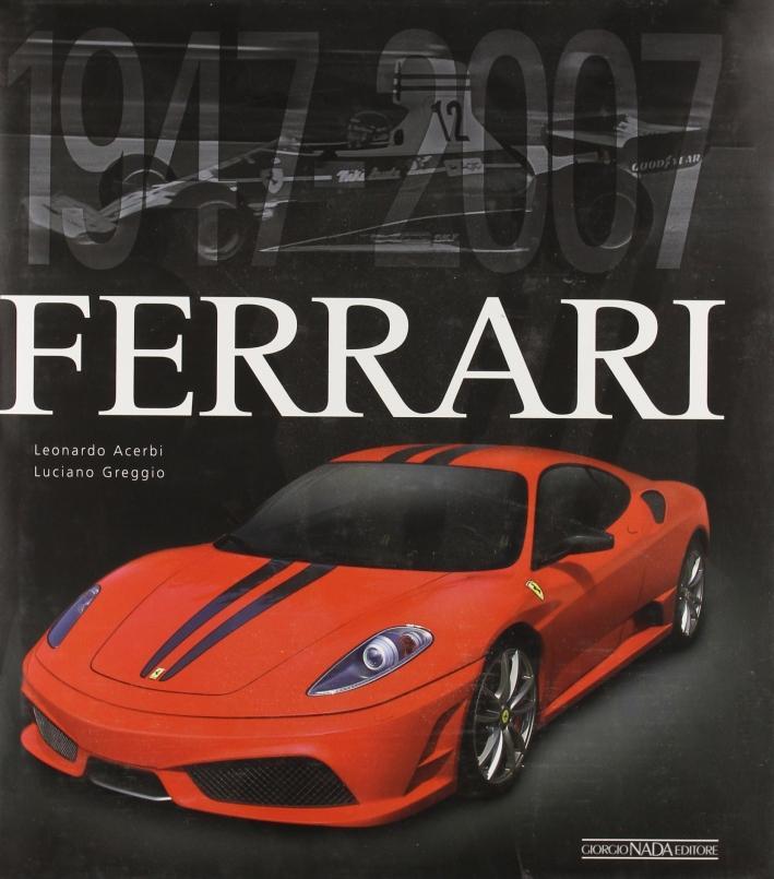 Ferrari 1947-2007. Ediz. Lusso - Acerbi, Leonardo