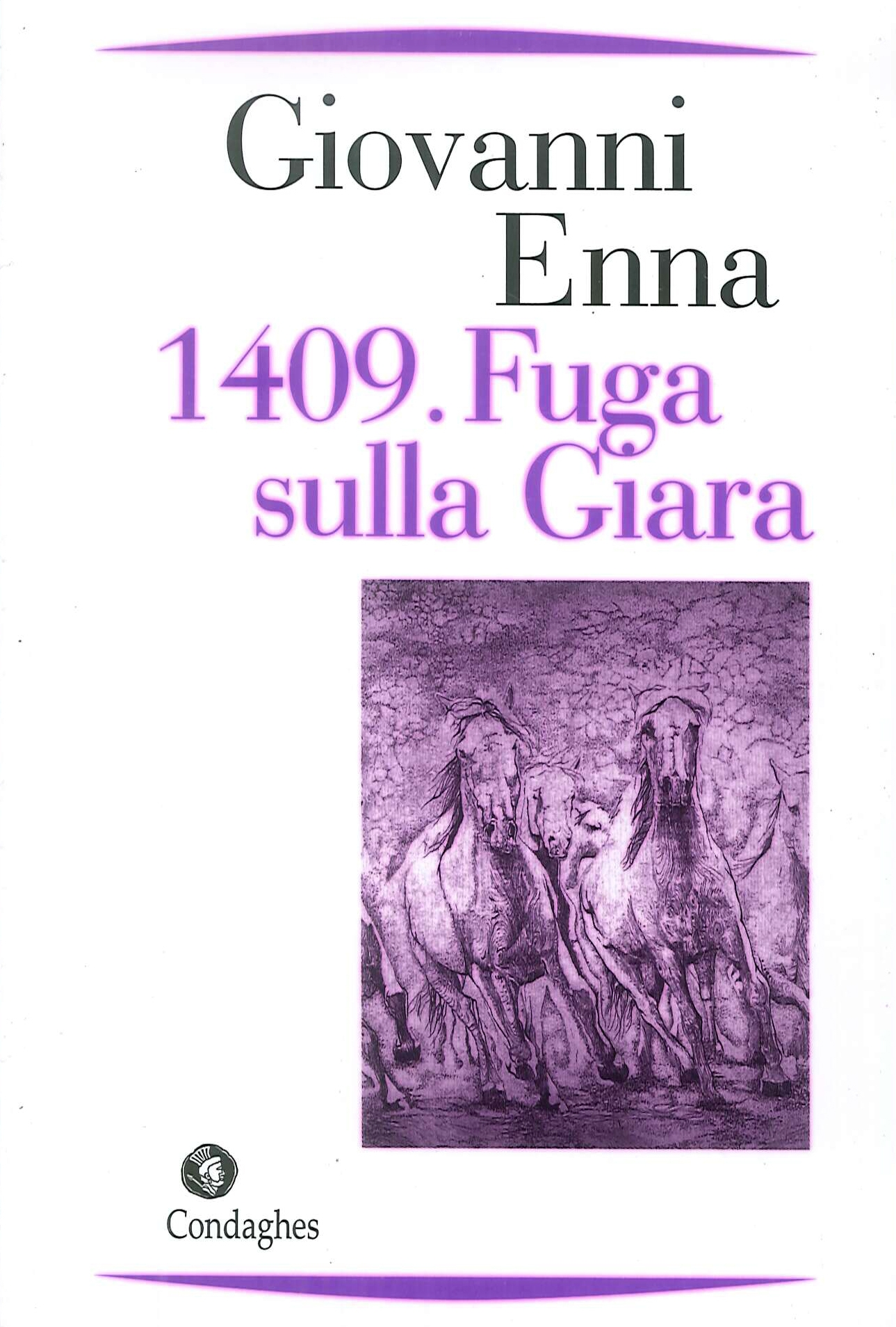 1409. Fuga sulla Giara - Enna, Giovanni