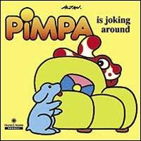 Pimpa is joking around - Altan, Tullio F