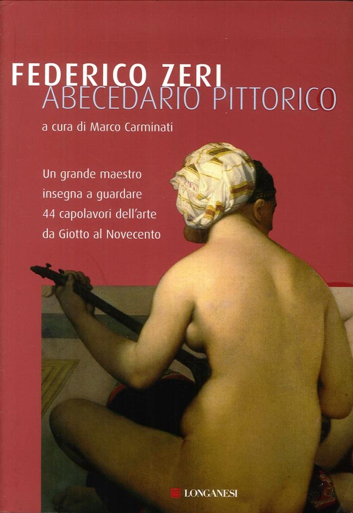 Abecedario Pittorico - Zeri, Federico