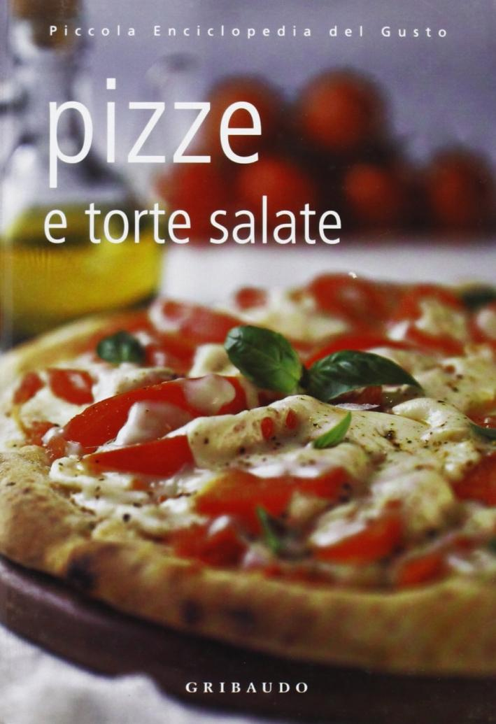 Pizze e torte salate. Ediz. illustrata - De Lauro, Silvana