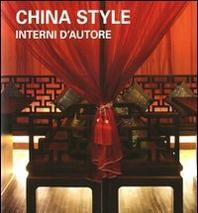 China Style. Interni d'Autore