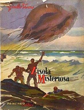 L'Isola Misteriosa: Giulio Verne