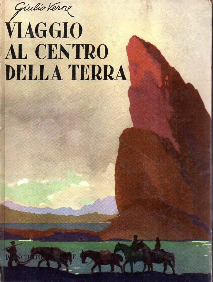 Viaggio al centro della terra: Giulio Verne