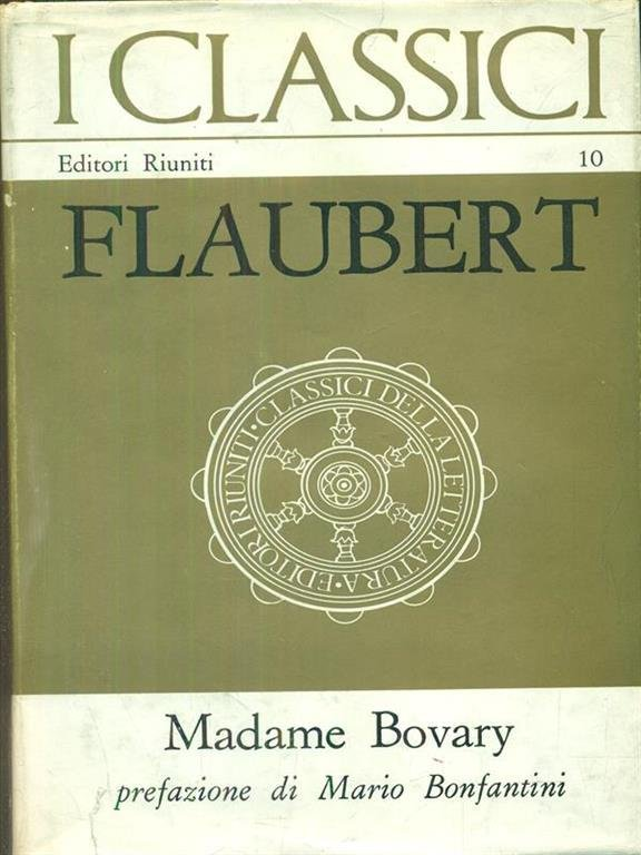 Madame Bovary.: Flaubert