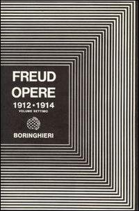 Opere. Vol. 7: Totem e Tabù e altri Scritti. - Freud, Sigmund