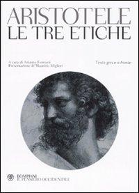 Le tre etiche - Aristotele