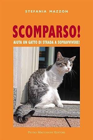 Scomparso. Aiuta un gatto di strada a sopravvivere.: Mazzon, Stefania