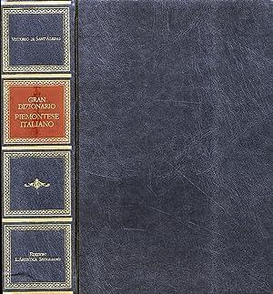 Gran dizionario piemontese-italiano (rist. anast. 1859).: Sant'Albino Vittorio