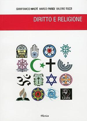 Diritto e religione.: Macr�, Ginafranco Parisi, Marco Tozzi, Valerio