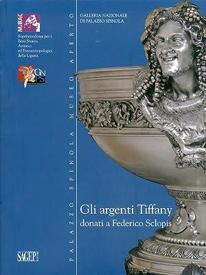 Gli Argenti di Tiffany Donati a Federico Sclopis.