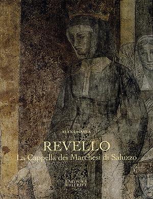 Revello. La Cappella dei Marchesi di Saluzzo.: Pianea, Elena