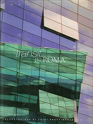 Transit in Roma.