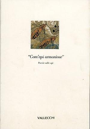 Com'api armoniose. Poesie sulle api.: Boccardi, Sandro