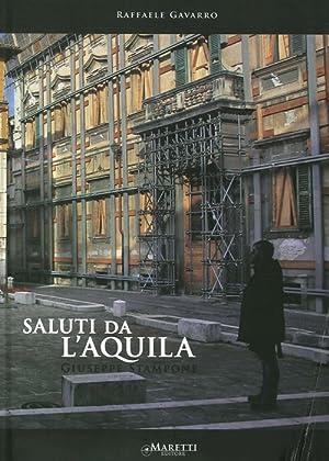 Saluti Da l'Aquila. Giuseppe Stampone.: Gavarro, Raffaele