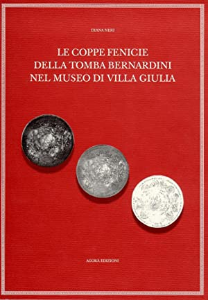 Le coppe fenicie della tomba Bernardini nel museo di Villa Giulia.: Neri, Diana