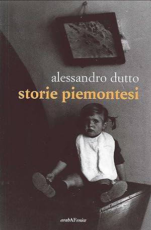 Storie piemontesi.: Dutto, Alessandro