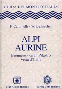 Alpi Aurine, Brennero-Gran Pilastro, Vetta d'Italia.: Cammelli, Fabio Beikircher, Werner
