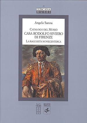 Catalogo del Museo Casa Rodolfo Siviero. La raccolta novecentesca.: Sanna, Angela