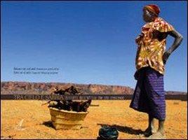 Tra cielo e sabbia. Ritratti dall'Africa che sta crescendo.: Iotti, Luca Coulibaly, Ousmane