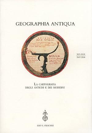 Geographia Antiqua. La cartografia degli antichi e