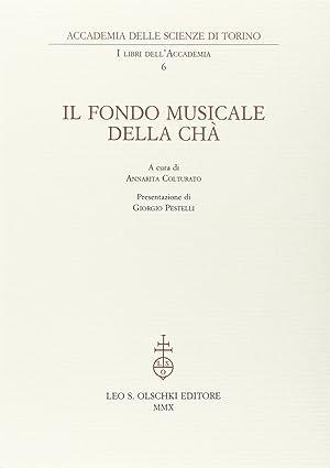 Il fondo musicale Della Chà.