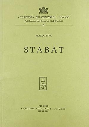 Stabat (1968).: Piva, Franco