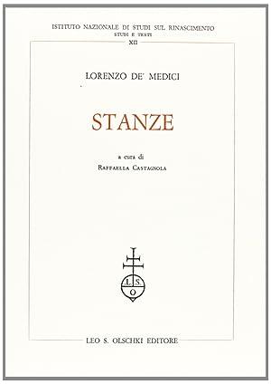 Stanze.: Medici, Lorenzo de'