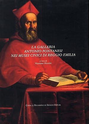 La Galleria Antonio Fontanesi nei Musei Civici di Reggio Emilia.