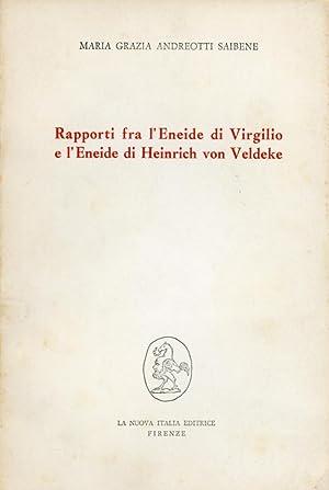 Rapporti fra l'Eneide di Virgilio e l'Eneide: Andreotti Saibene, Maria
