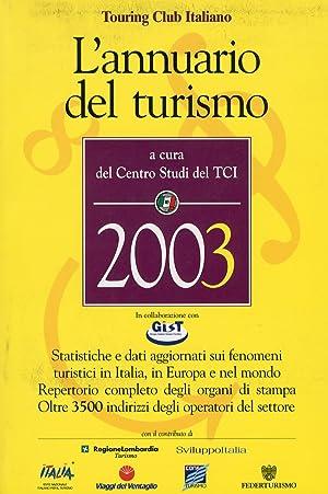 L'annuario del turismo 2003.