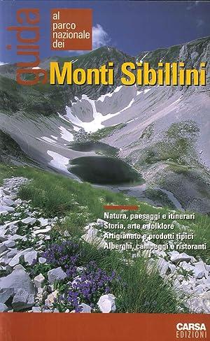 Guida al Parco Nazionale dei Monti Sibillini.