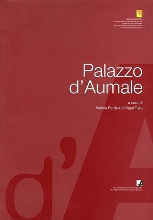 Palazzo d' Aumale.: Li Vigni Tusa, Valeria Patrizia