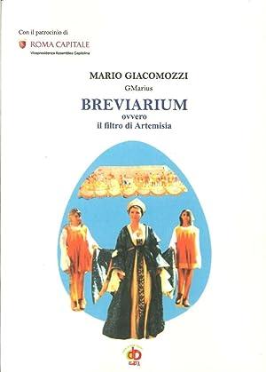 Breviarium Ovvero il Filtro di Artemisia.: GMarius