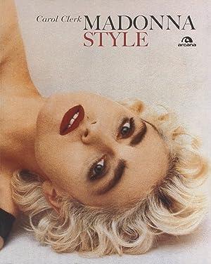 Madonna Style.: Clerk, Carol