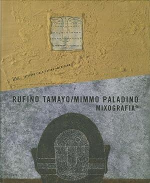Rufino Tamayo/Mimmo Paladino Mixografia.: Arestizàbal, Irma Oliva,
