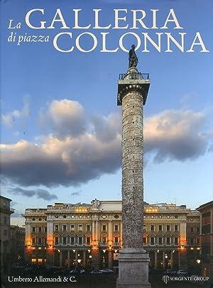 La Galleria di Piazza Colonna.: Strinati, Claudio