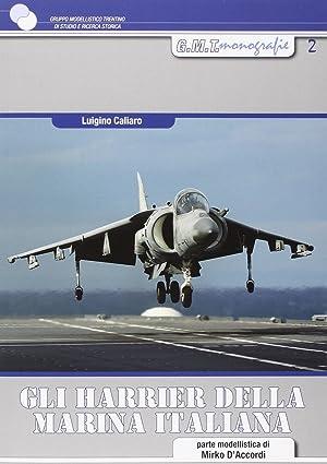 Gli Harrier della marina militare italiana.: Cagliaro, Luigino D'Accordi, Mirko